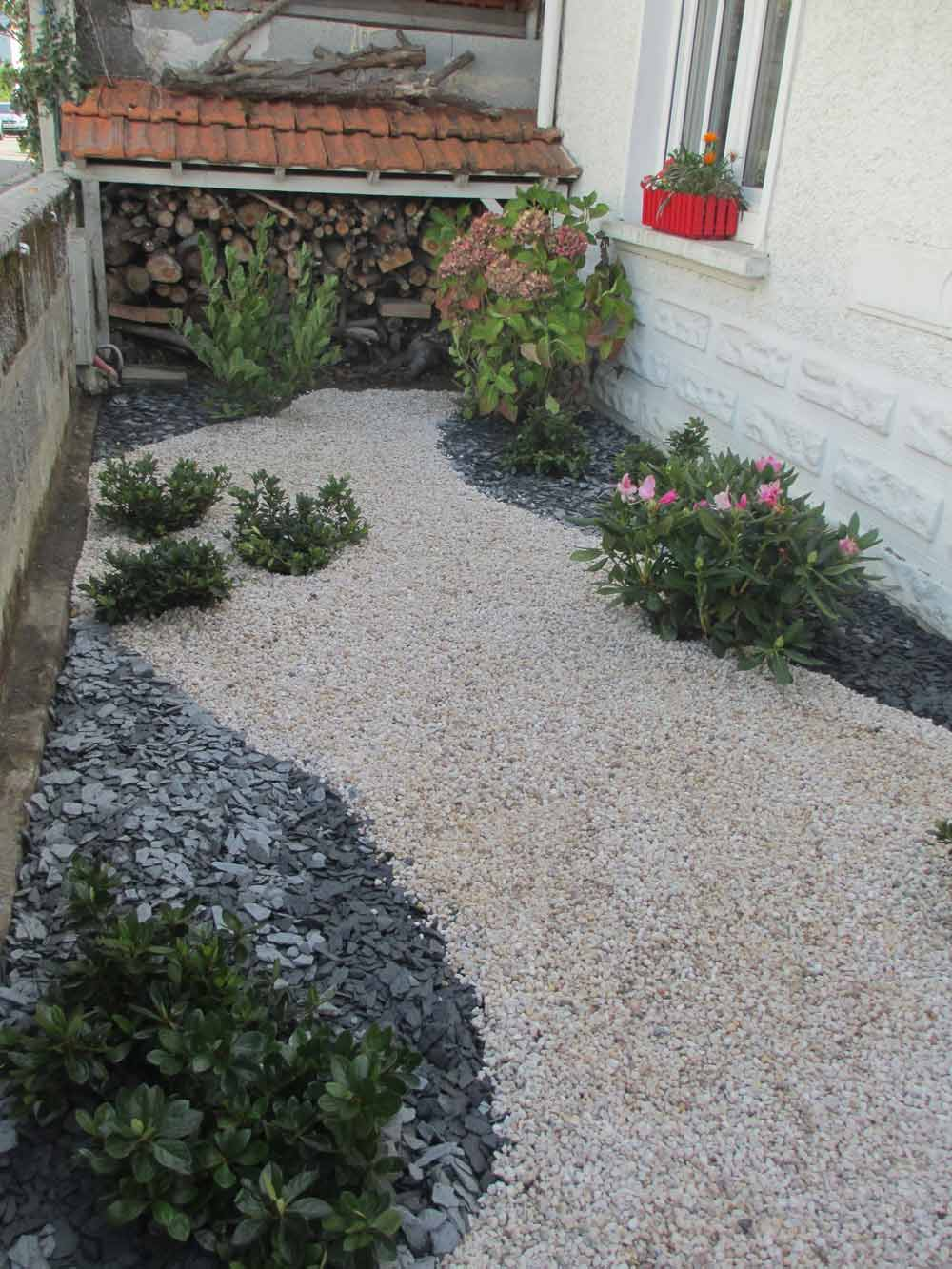 Adj espaces verts paysagiste saint mars de coutais - Creation jardin mediterraneen saint paul ...