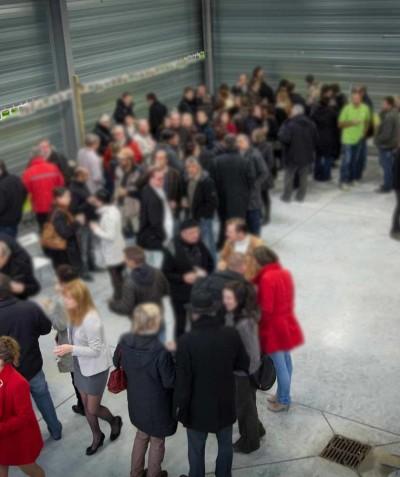 ADJ Espaces Verts - inauguration du nouveau bâtiment du paysagiste - Saint Mars de Coutais