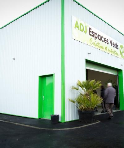 ADJ Espaces Verts Saint Mars de Coutais 44 paysagiste entre Bouaye et Port St Père
