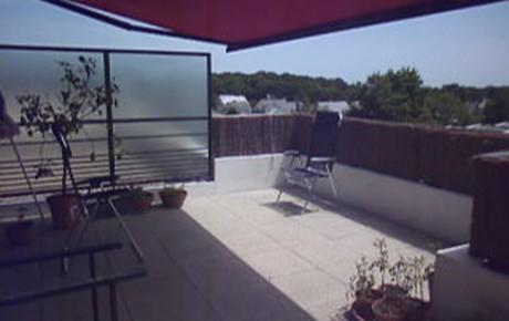 Terrasse avec toile - besoin d'un aménagement extérieur professionnel dans le 44